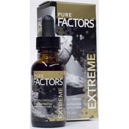 Pure Solutions Pure Factors Extreme 36 mg