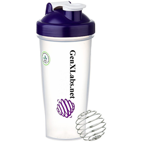 GenXLabs Blender Bottle