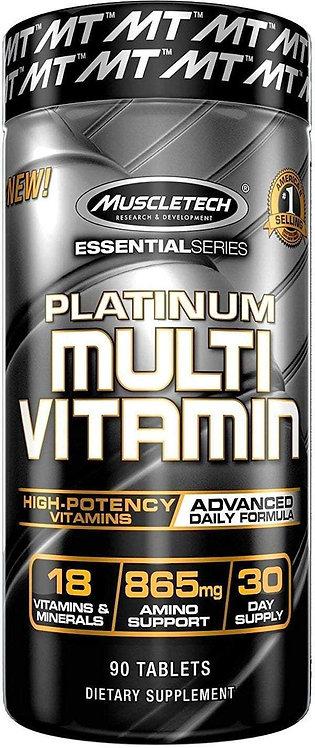 Muscle Tech Multivitamin 90 Caplets