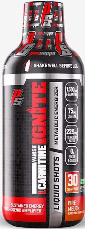 ProSupps Vanish L-Carnitine Ignite Shots 30 servings