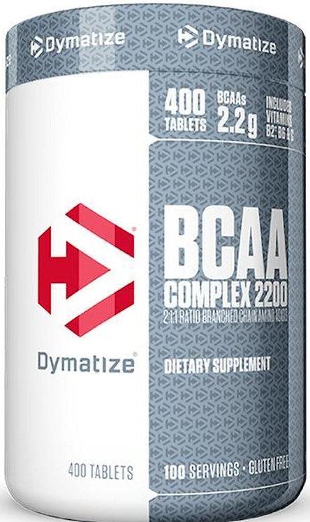 Dymatize BCAA Complex 2200 400 Tabs.