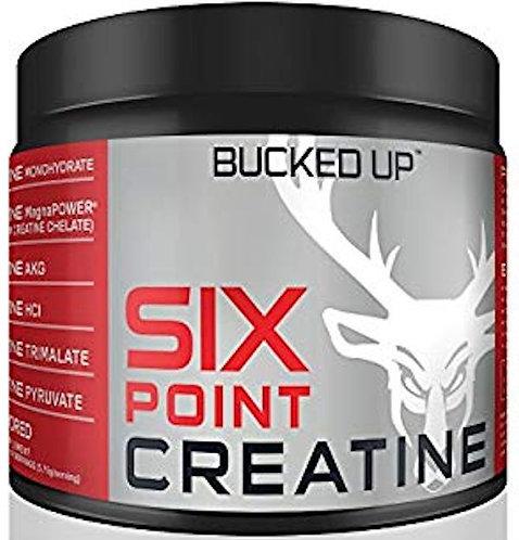 Bucked Up Six Point Creatine