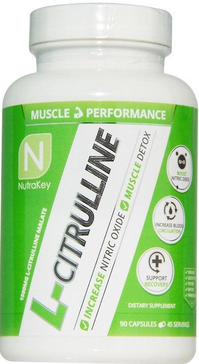 Nutrakey Citrulline 90 Caps