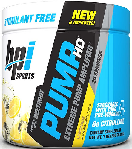 BPI Sports Pump-HD