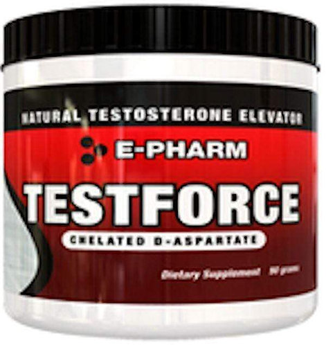 Free E-Pharm TestForce Original FREE with any Pre-Workout Purchase (Code: Force)