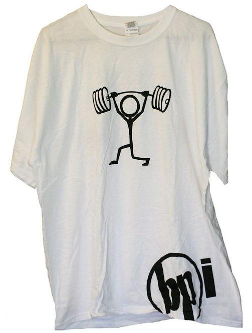 BPI Sports One More Rep T-Shirt Plus Free Shaker