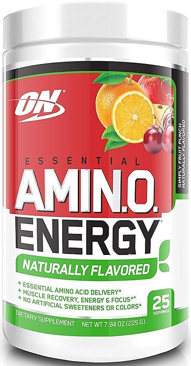 Optimum Amino Energy Natural 25 servings