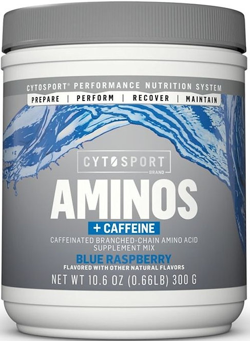 Cytosport Aminos with Caffeine 25 servings