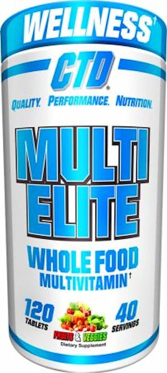 CTD Sports Multi-Elite Multivitamin