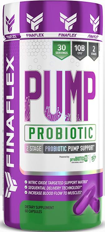 Finaflex Pump Probiotic 60 caps