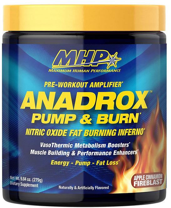 MHP Anadrox Pump & Burn Pre-Workout
