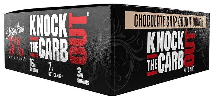 5% Nutrition KTCO Keto Bar 10/box