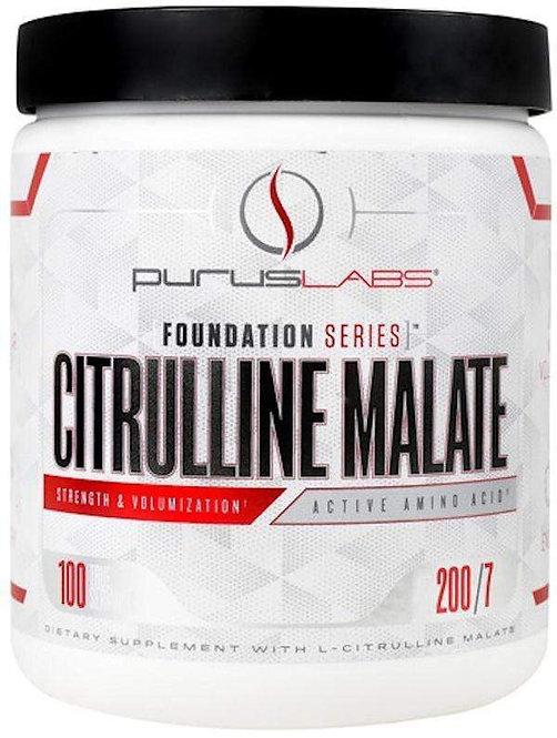 Purus Labs Citrulline Malate 100 servings