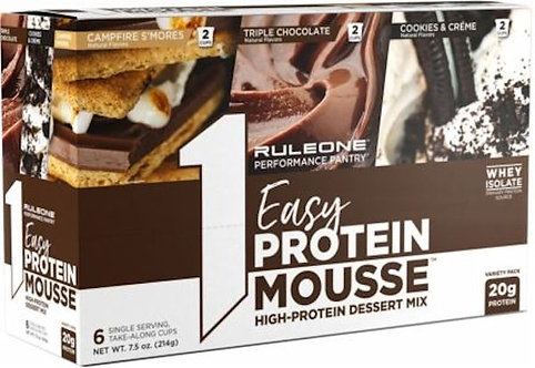Rule 1 R1 Easy Protein Mousse