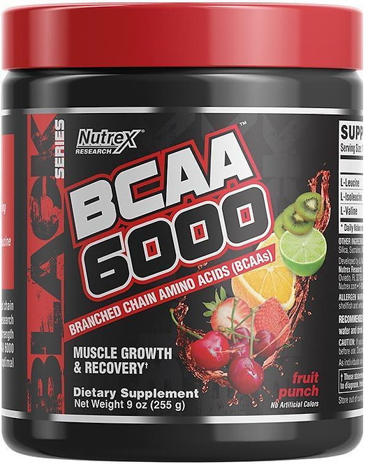 Nutrex BCAA 6000 30 servings