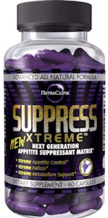 FREE Nutra Clipse Suppress Xtreme with any Product (Code: Suppress)