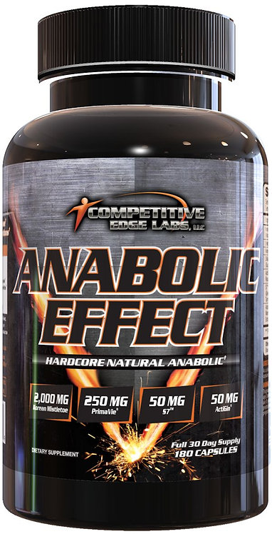 Competitive Edge Labs Anabol Effect 180 caps