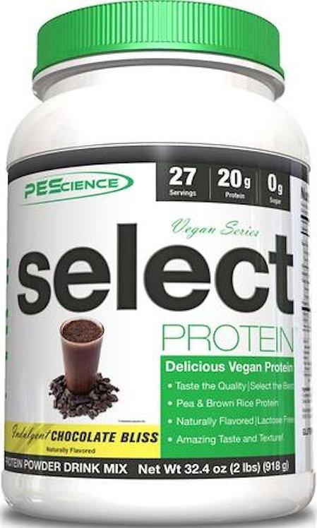 PEScience Select Vegan 2lbs