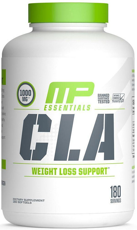 MusclePharm CLA 180 softgel