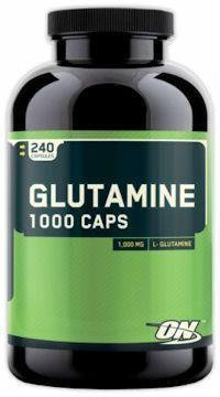 Optimum Glutamine 1000 240 Caps