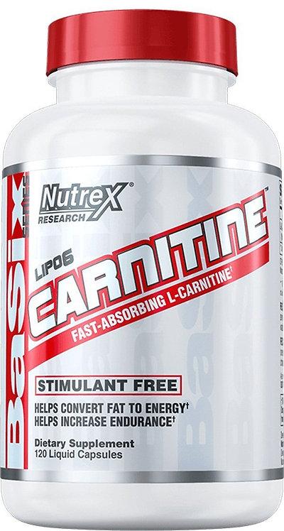 Nutrex Lipo 6 Carnitine 120 Liqui-Caps