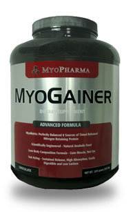 MyoPharma MyoGainer Vanilla 5lb