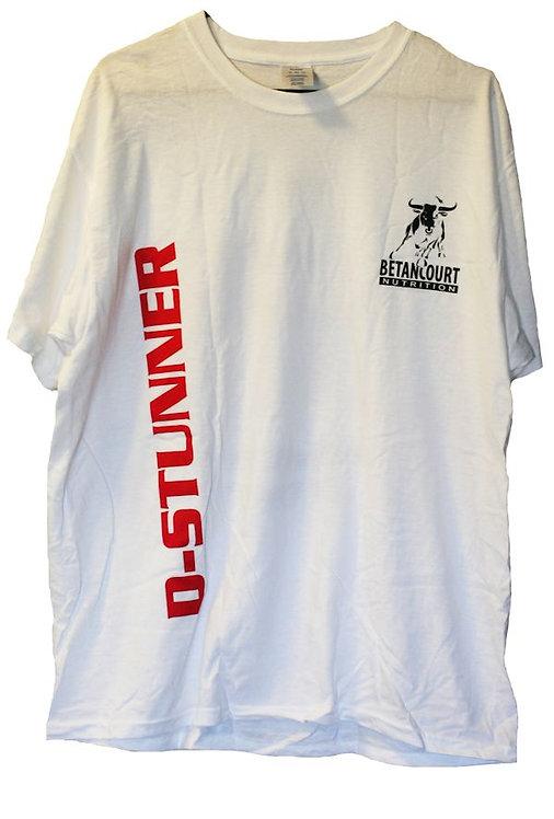 Betancourt NutritionD-StunnerT-Shirt Plus Free Shaker Cup