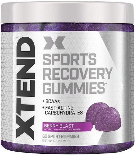 Scivation Xtend Gummies 60 ct