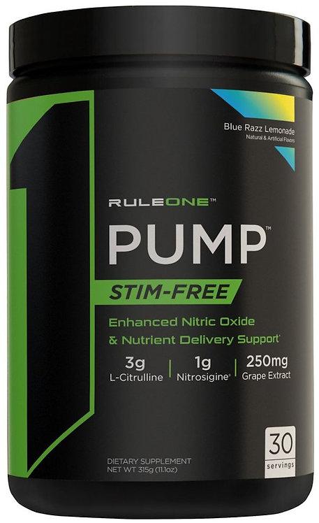 Rule 1 Pump