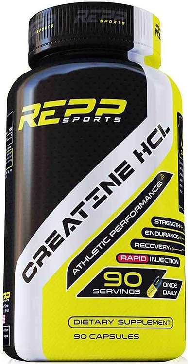 Repp Sports Creatine HCL 90 caps