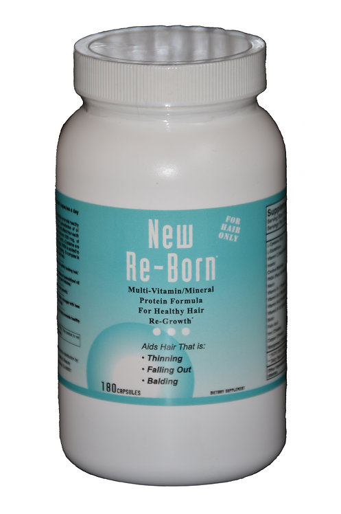 Health & Beauty New Re-Born Hair Vitamins
