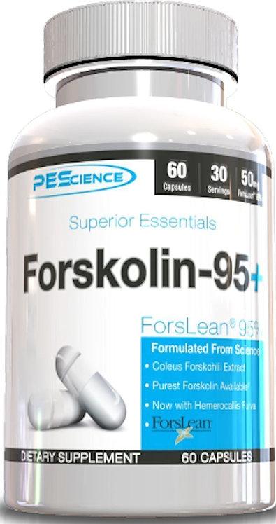 PEScience Forskolin 95 60 ct