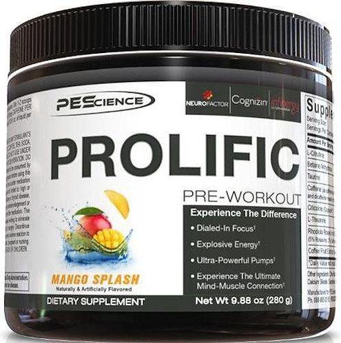 PEScience Prolific 40 servings