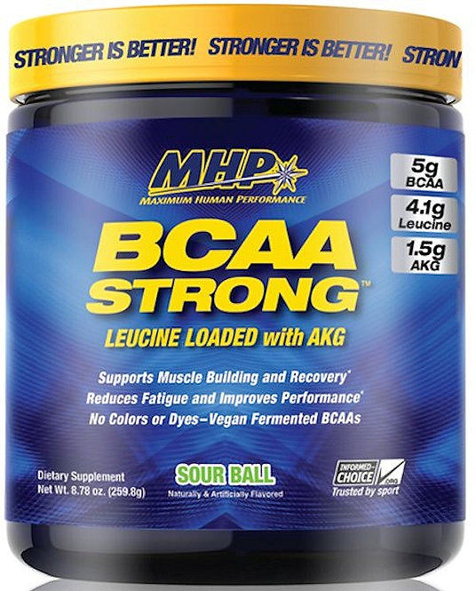 MHP BCAA Strong 30 servings