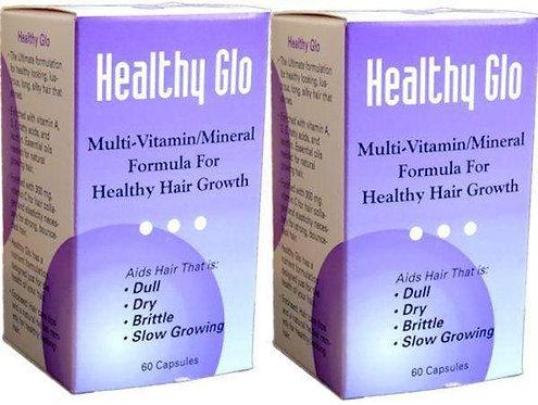 Health & Beauty Healthy Glo Hair Vitamins