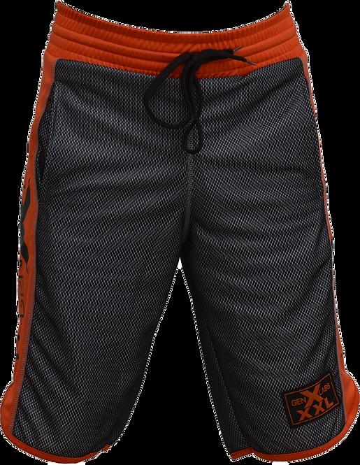 GenXLabs Gym Jersey Mesh Short XXL Fitness Wear