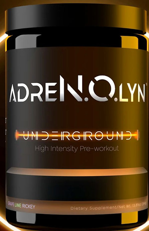 Black Market Labs AdreNOlyn Underground