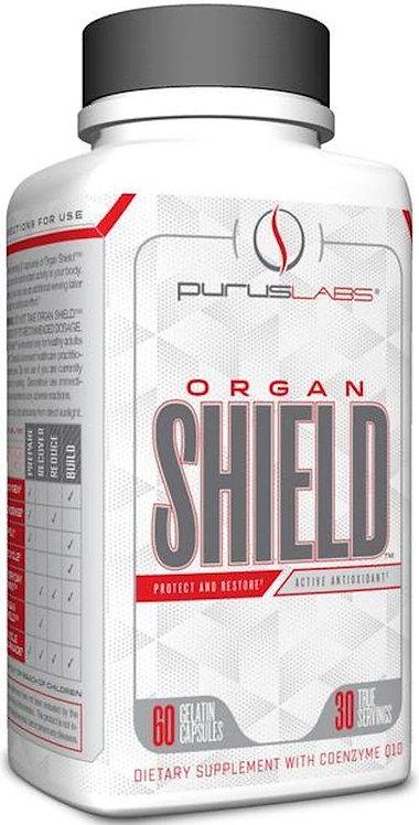 Purus Labs Organ Shield 60 ct