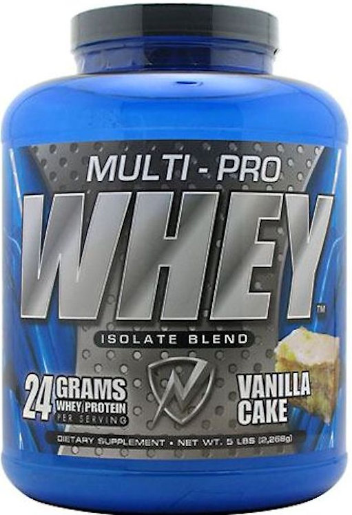 New Whey Multi Pro Protein