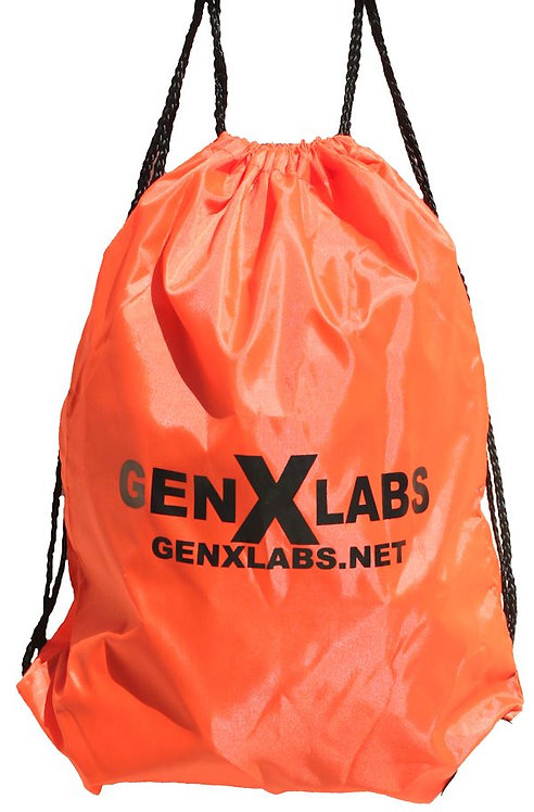 GenXlabs Drawstring Bag FREE with any Purchase (Code: Draw)