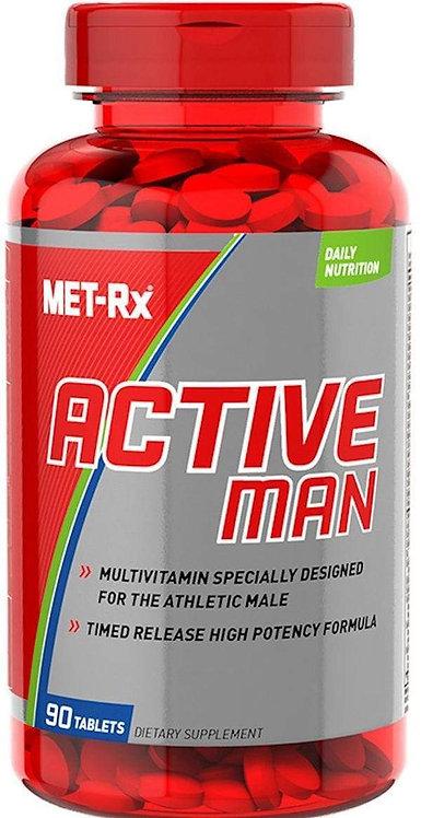 Met-Rx Active Man Daily Multivitamin 90 tabs