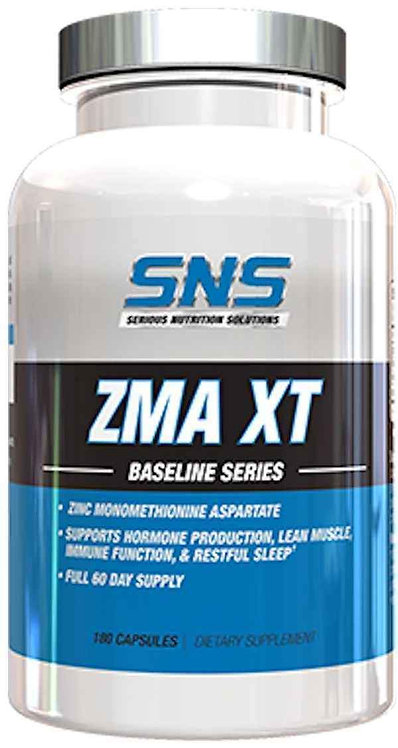SNS ZMA XT 180 caps