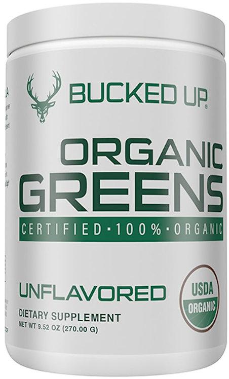 Bucked Up Organic Greens