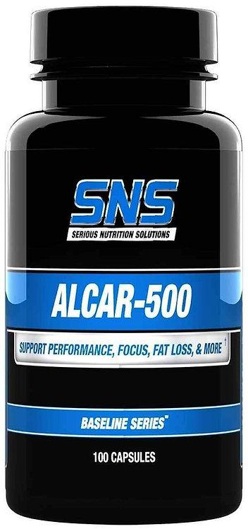 SNS Alcar-500 100 caps