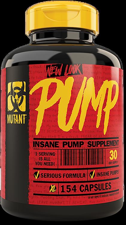 Mutant Pump 154 Capsules
