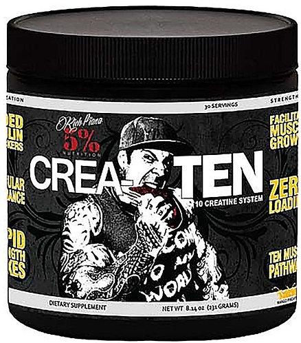 5% Nutrition Crea-Ten 30 Servings
