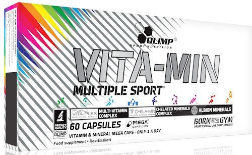 Olimp Labs VITA-MIN Multiple Sport 60 ct
