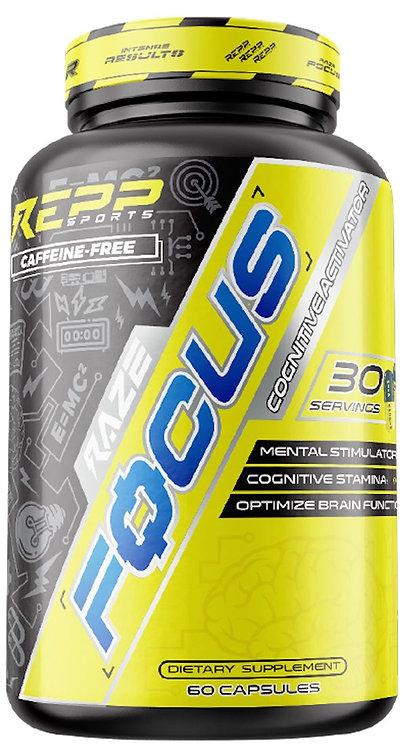 Repp Sports Raze Focus caffeine FREE