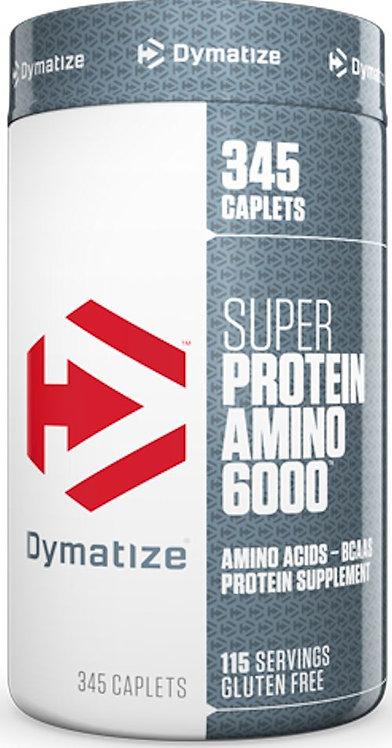 Dymatize Super Protein Amino 6000 345 Caplets