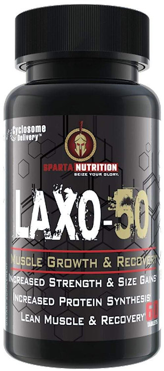 Sparta Nutrition Laxo-50 60 ct